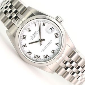 Rolex Datejust 78240 Stainless Steel 31mm
